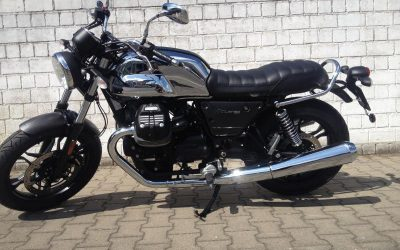 Moto Guzzi V7 – Legende und Gegenwart zugleich